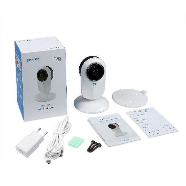 Беспроводная WiFi камера видеонаблюдения C20-1080P