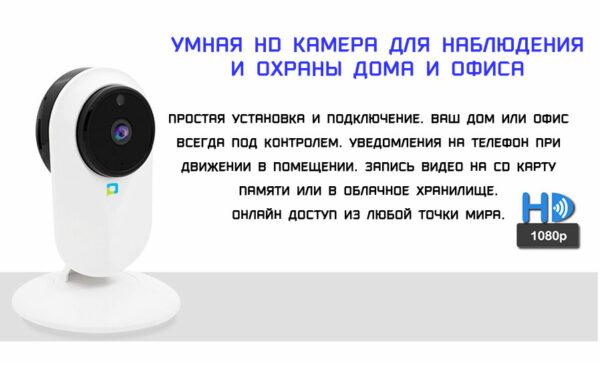 Беспроводная IP камера видеонаблюдения C20-1080P