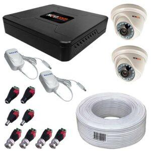 Комплект видеонаблюдения для магазина, офиса, склада в Чите
