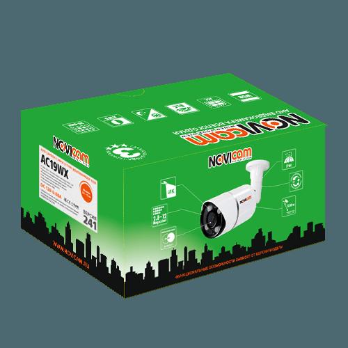 Уличная камера NOVIcam AC19WX (ver.241)