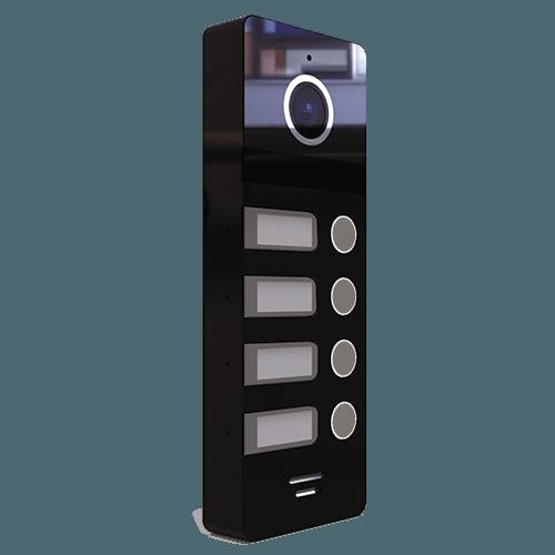 Видеодомофон NOVIcam FANTASY 4 BLACK (ver.4465)