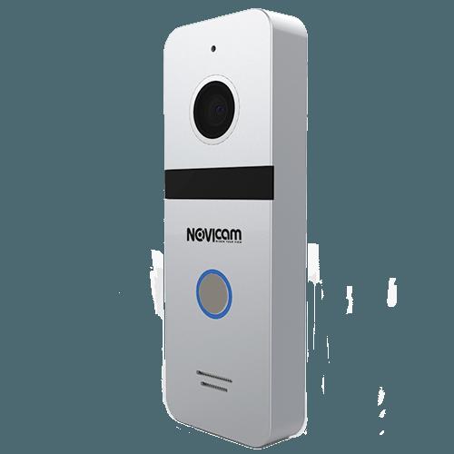 Видеодомофон NOVIcam FANTASY SILVER (ver.4462)