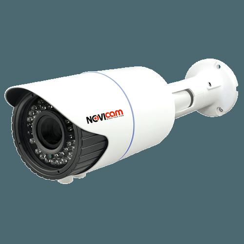 IP видеокамера NOVIcam N49W + Микрофон AM16 (ver.1123)