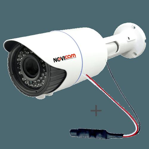 NOVIcam N49W (ver.281) + Микрофон AM16