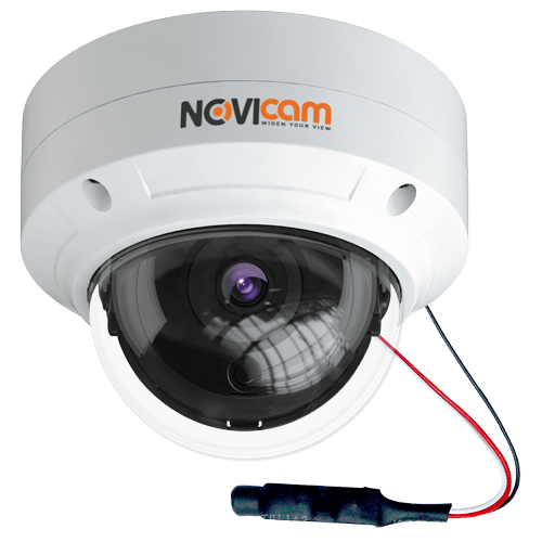 NOVIcam N52VP (ver.1128) + Микрофон AM16