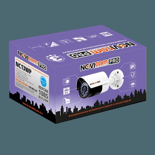 IP видеокамера NOVIcam PRO NC13WP (ver.1085)