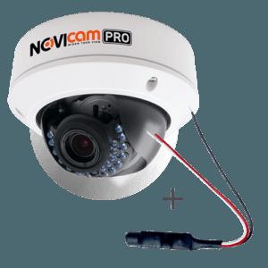 NOVIcam PRO NC28VP (ver.1019) + Микрофон AM16