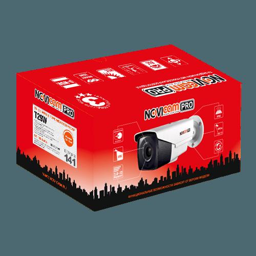 Уличная видеокамера NOVIcam PRO T29W (ver.141)