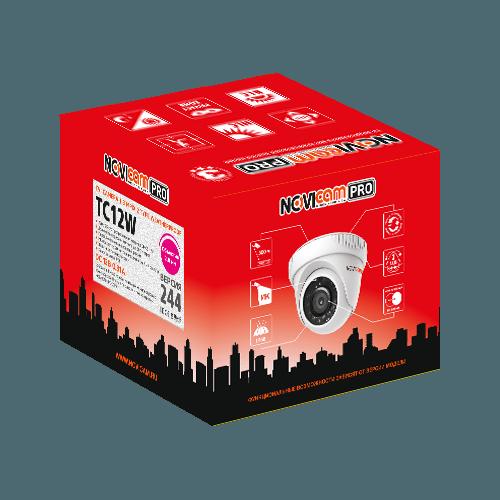 Уличная видеокамера NOVIcam PRO TC12W (ver.244)
