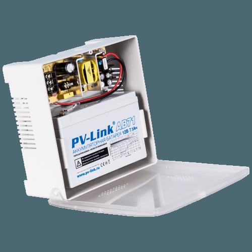 Блок питания 12В PV-Link PV-DC3AP+ (ver.2017)